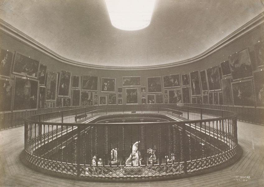 sala museo prado