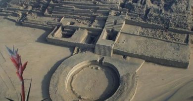 caral piramidae
