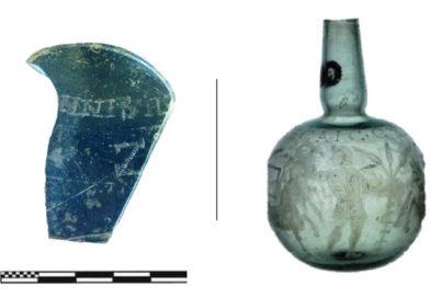 Mensaje hedonista botella Gijón 1600 años