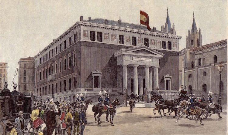 Real academia de historia española