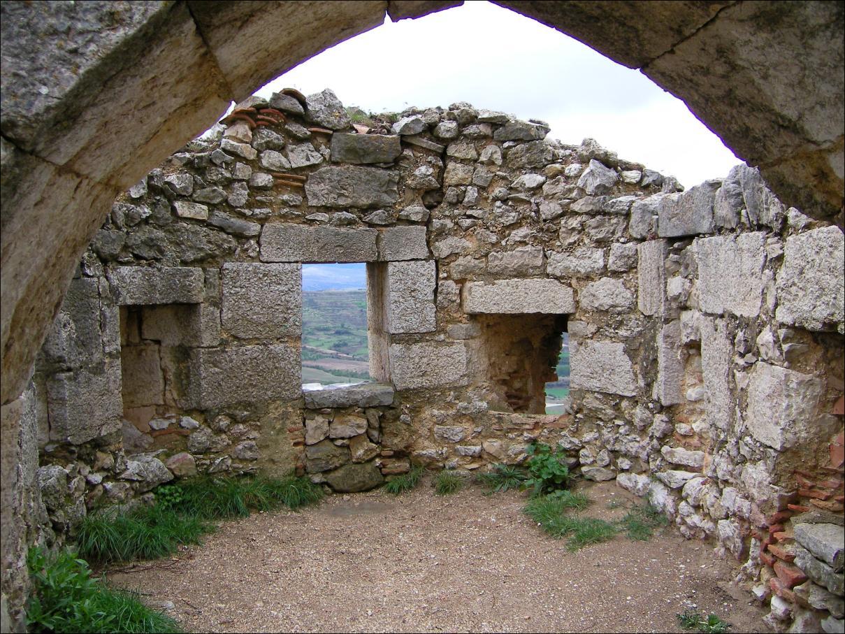 castillo de morella torre de la pardala
