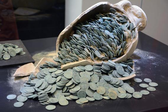 tesoro-romano-de-Tomares-