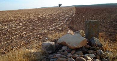 La-escritura-mas-antigua-de-Iberia-en estela de montoro