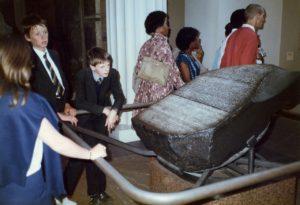 Descubierta la piedra de Rosetta