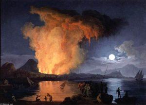 Erupción del Tambora