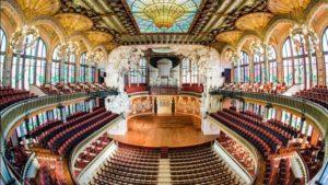 El Palau de la Musica