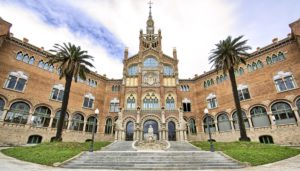 Recinto Modernista Sant Pau