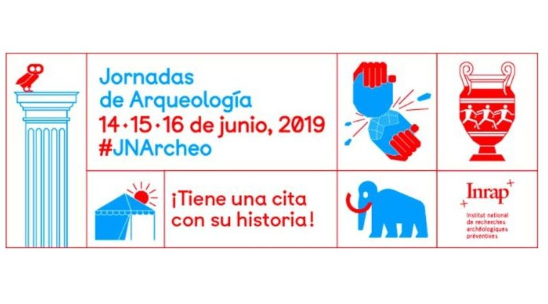 jornadas arqueología europeas 2019