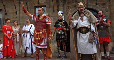Astures y Romanos la fiesta del primer encuentro