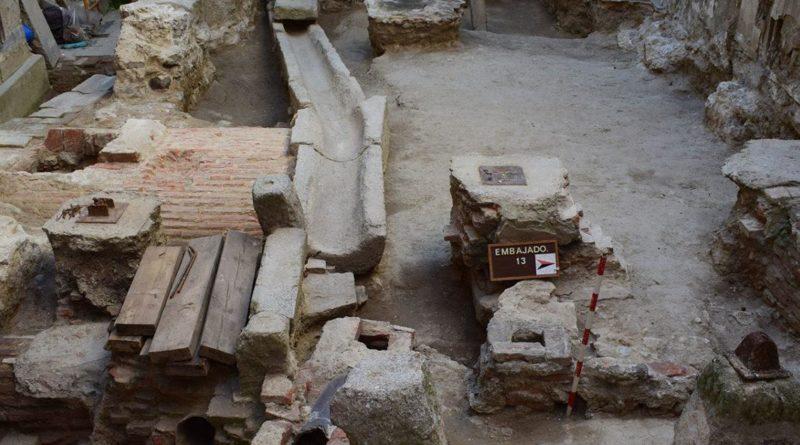 Servicios arqueológicos en Madrid