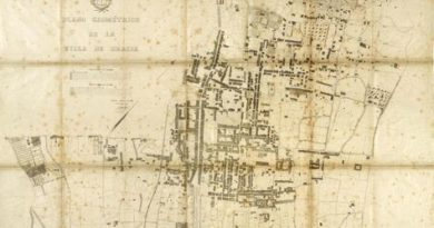 barri gracia segle XVIII